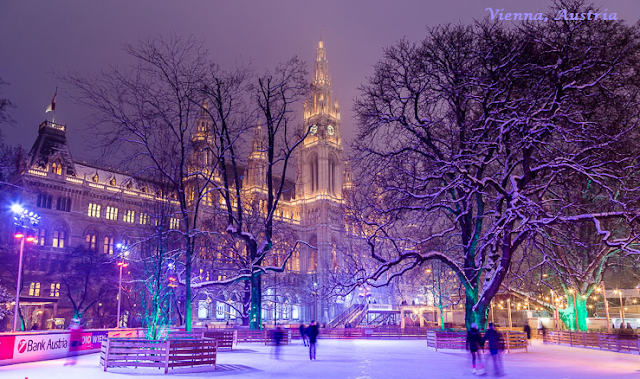 Visit Vienna In Winter