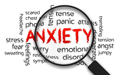 anxiety disorders  causes