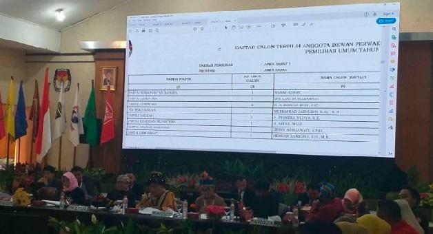 Partai Gerindra Raih Kursi Terbanyak di DPRD Jabar 2019