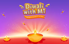 Xiaomi : Diwali with Mi : Flat 3000 Off on Mobiles | Flash Sale for Re 1 & much more.
