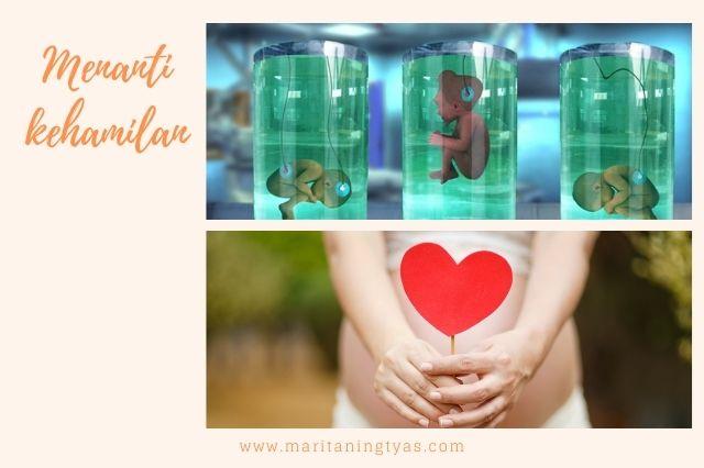 proses menanti kehamilan
