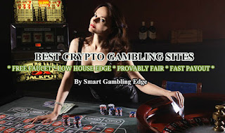 crypto gambling sites with free faucet.