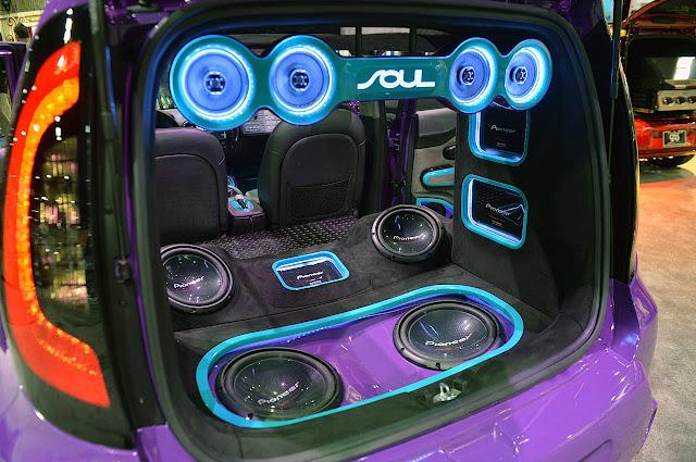 KIA DJ Bouth Soul