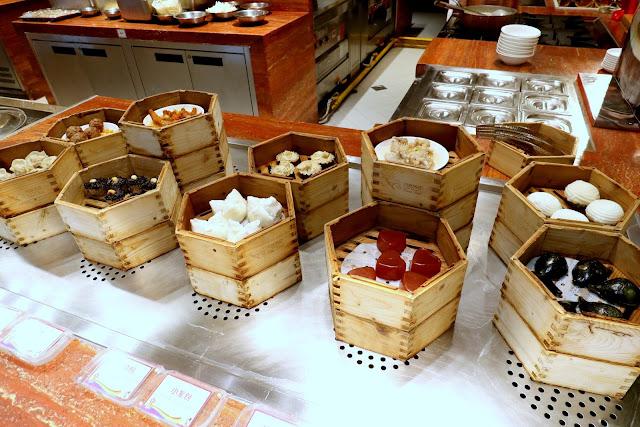 珠海長隆海洋王國 馬戲餐廳自助晚餐