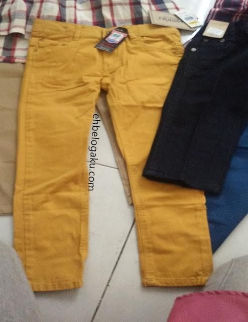 mustard seluar slack,slack perempuan,slack murah