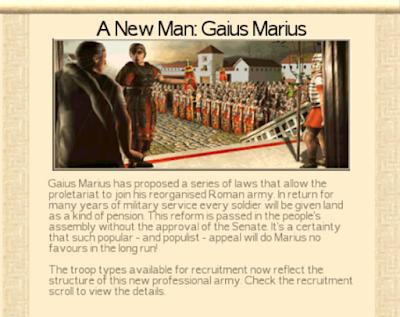 Rome: Total War A New Man: Gaius Marcius