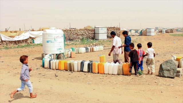 """Yemen acusa a agencia alimentaria de ONU de """"politizar"""" la crisis"""