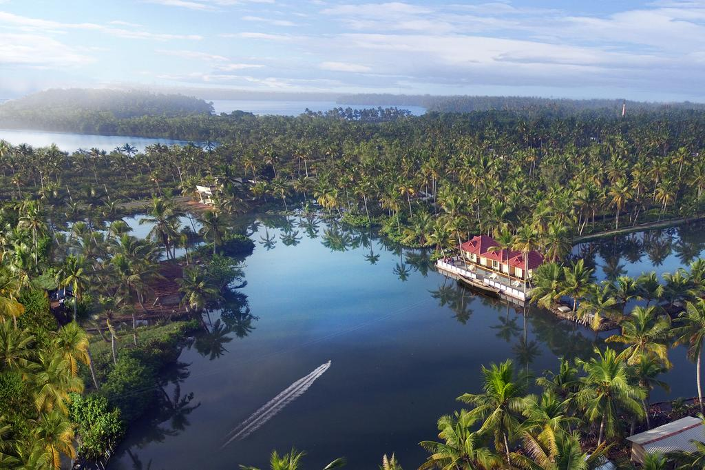 Munroe Island Resort - Best Honeymoon Resorts in Kerala, Munroe Island, Kollam, Kerala