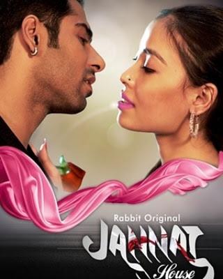 Jannat House web series poster