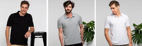 Camisa polo - um clássico masculino
