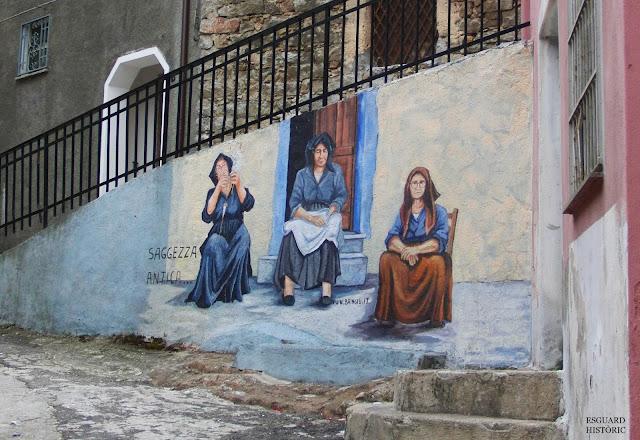 Figures carrers Orgosolo