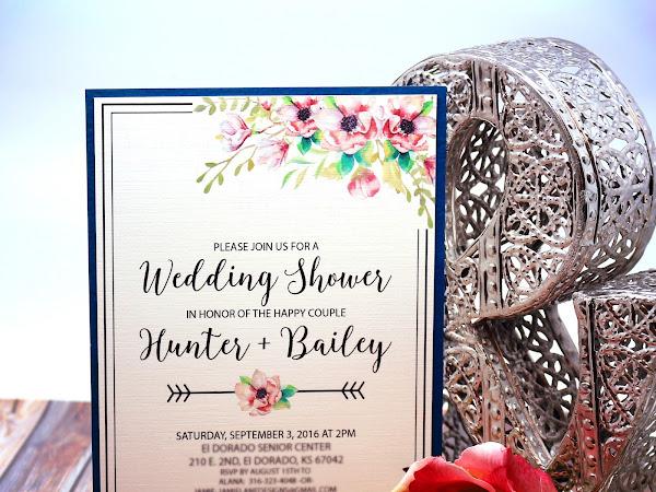 Guest Designer Jamie: Wedding Shower