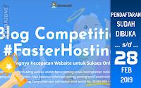 Kompetisi Blog - Dewaweb berhadiah Uang Tunai, Cloud Hosting, Voucher dan Souvenir Menarik
