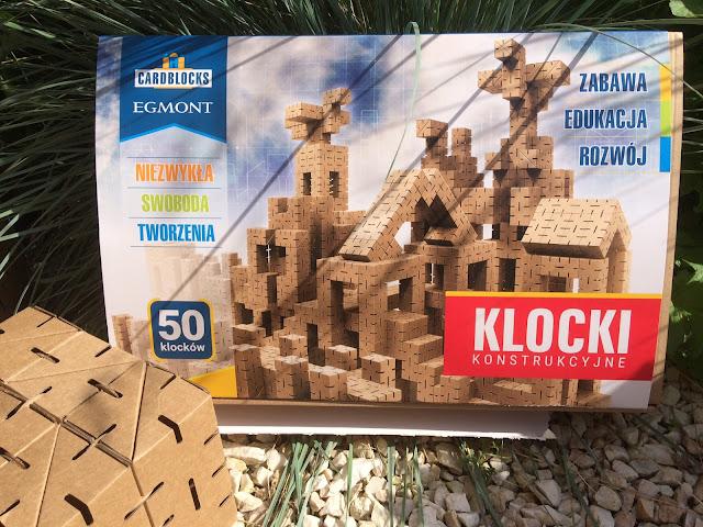 Cardblocks - kartonowe klocki konstrukcyjne