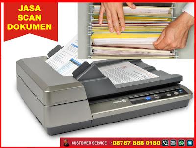 jasa scan dokumen murah