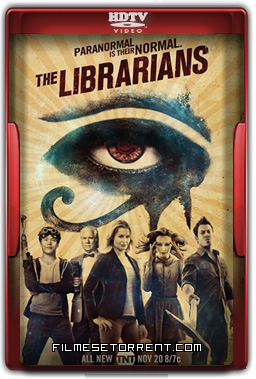 The Librarians 3ª Temporada Legendado Torrent 2016 HDTV 720p 1080p Download