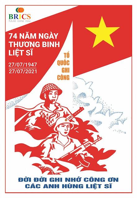 Kỷ niệm 74 năm ngày Thương binh - Liệt Sĩ