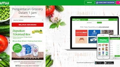 Berbelanja Dengan Sesuka Hati Hanya Di Supermarket Mumu