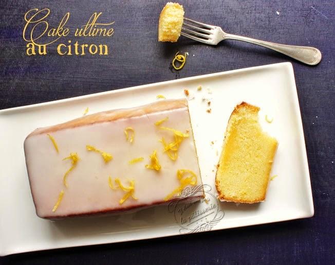 cake ultime citron bernard