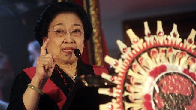 Megawati: Masih Ada Pihak yang Berusaha Menentang Agama dengan Pancasila