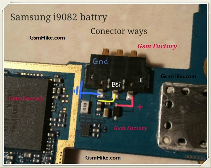 Samsung i9082 battery low solution