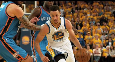 NBA West Finals 2016 Game 5: Golden State Warriors vs OKC Thunder #DubNation