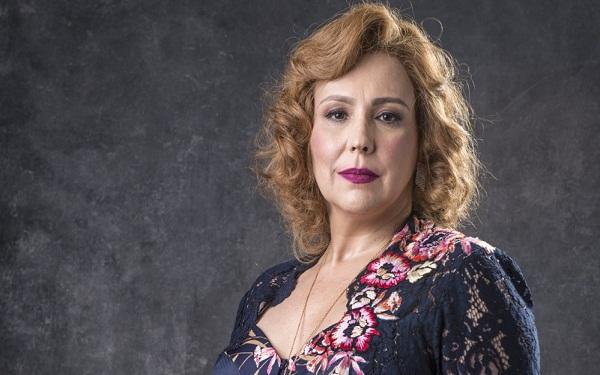 Ana Beatriz Nogueira em primeira foto como Ondina de 'O Sétimo Guardião' (Foto: Globo/João Cotta)