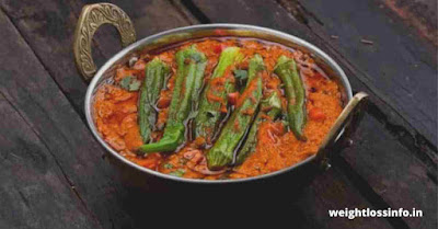 Best Bhindi Curry for Weight Loss