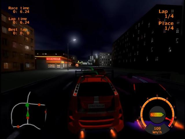 تحميل لعبة سباق سيارات الشوارع Street Racing Club للكمبيوتر برابط مباشر