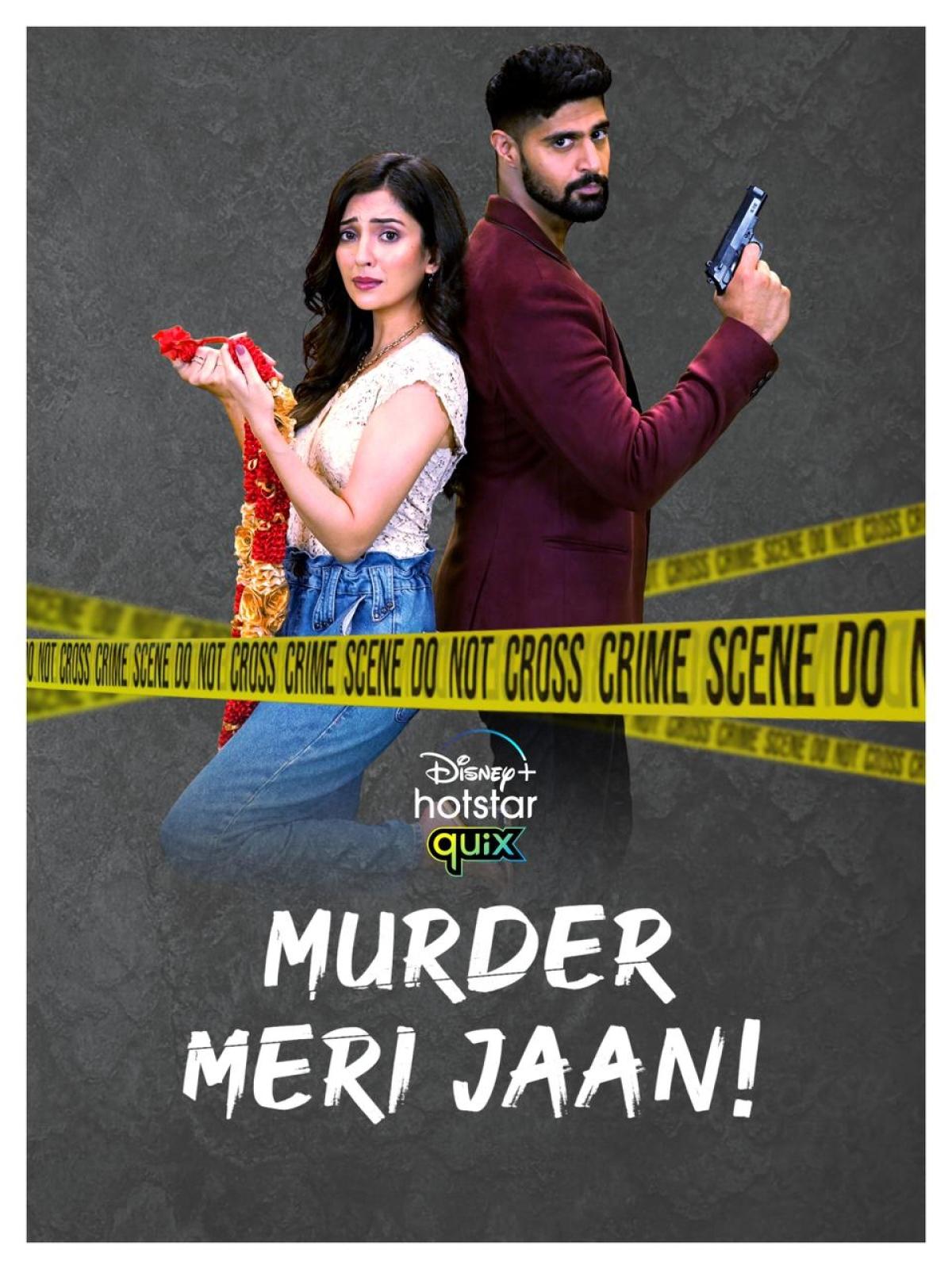 Murder Meri Jaan (2021) Season 01 Hindi Complete WEB Series 720p HDRip x264