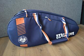 Roland Garros Team 6 Pack tennis bag - product review