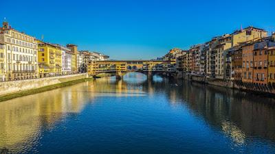 Foto TeeFarm por Pixabay - Matéria Ponte Vecchio - BLOG LUGARES DE MEMÓRIA