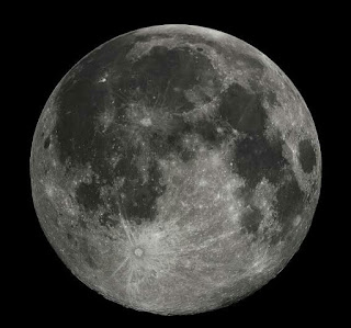 Picture of moon