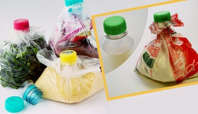 fecho para sacos plásticos