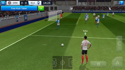تحميل لعبة dream leugue soccer 2019 للآيفون