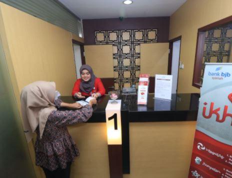 lamat lengkap dan Nomor Telepon Kantor Bank BJB Syariah di Cirebon