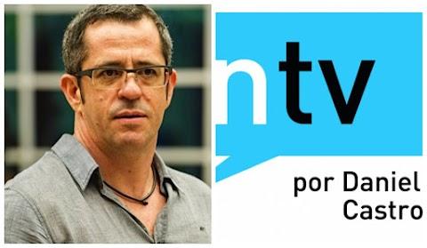 """Site """"Notícias da TV"""", de Daniel Castro, comete erro de regência verbal, de uso de maiúsculas e ainda repete palavras num mesmo período do texto"""