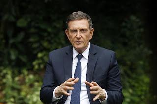 marcelo crivella rio de janeiro prefeito prefeitura eleições igreja universal