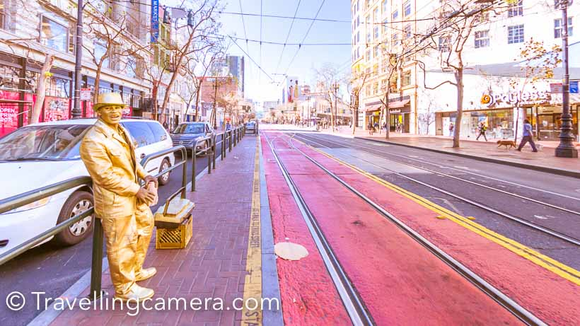 I have stayed in Hilton which is appropriately located around Union Square in San Francisco Downtown. Feel free to take a look at our review of San Francisco hotels and make a better choice for yourself.