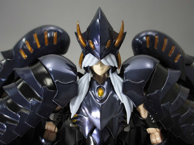 Comparativa entre Myth Cloth EX Griffon Minos y el anterior Myth Cloth - Tamashii Nations