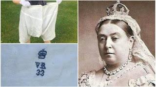 Celana Dalam Ratu Victoria Dari Abad Ke 19 Laku Terjual Seharga Rp. 200juta