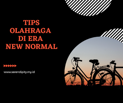 tips olahraga di era new normal