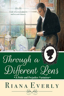 Book cover: Through a Different Lens by Riana Everly
