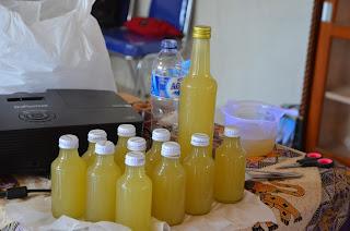 Pemberdayaan Masayarakat Jurusan Tadris Kimia IAIN Batusangkar di Nagari Tanjung Bonai Aur, Sijunjung