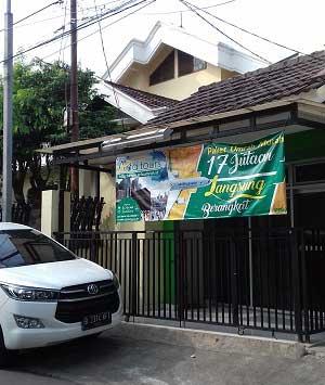 Kantor Arfa Tour Condet Jakarta