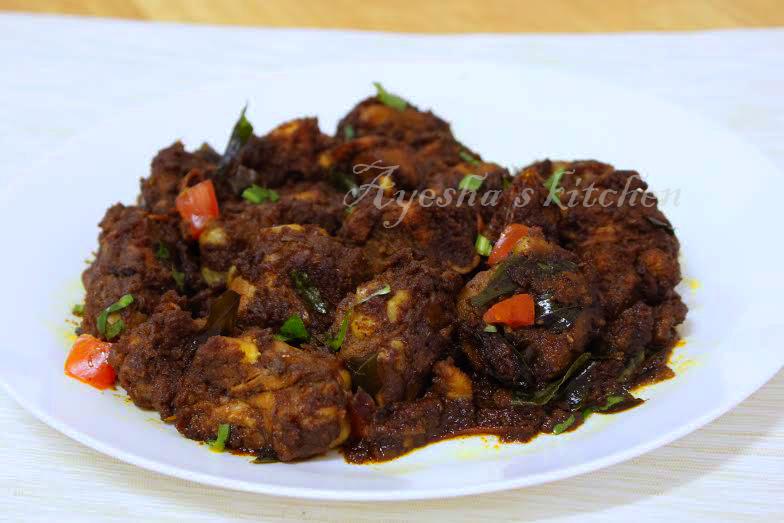 Chicken Recipes Kerala Chicken Perett