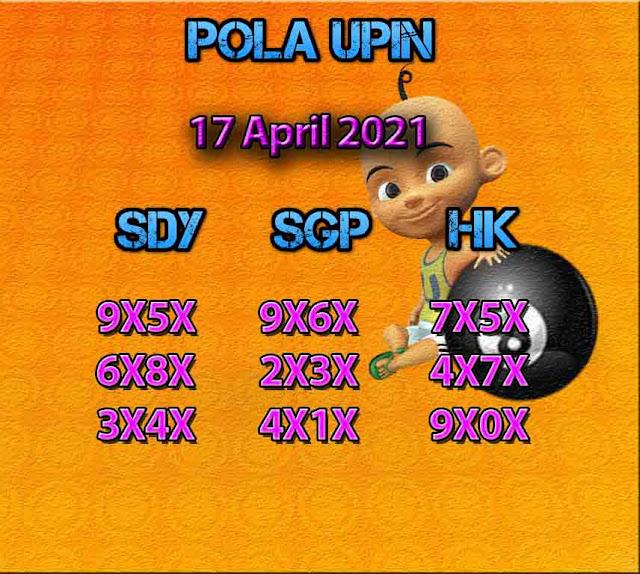 syair upin17-04-2021