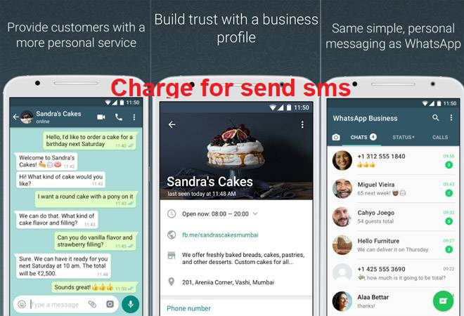 Whatsapp Business | Whatsapp will start charge for business to send