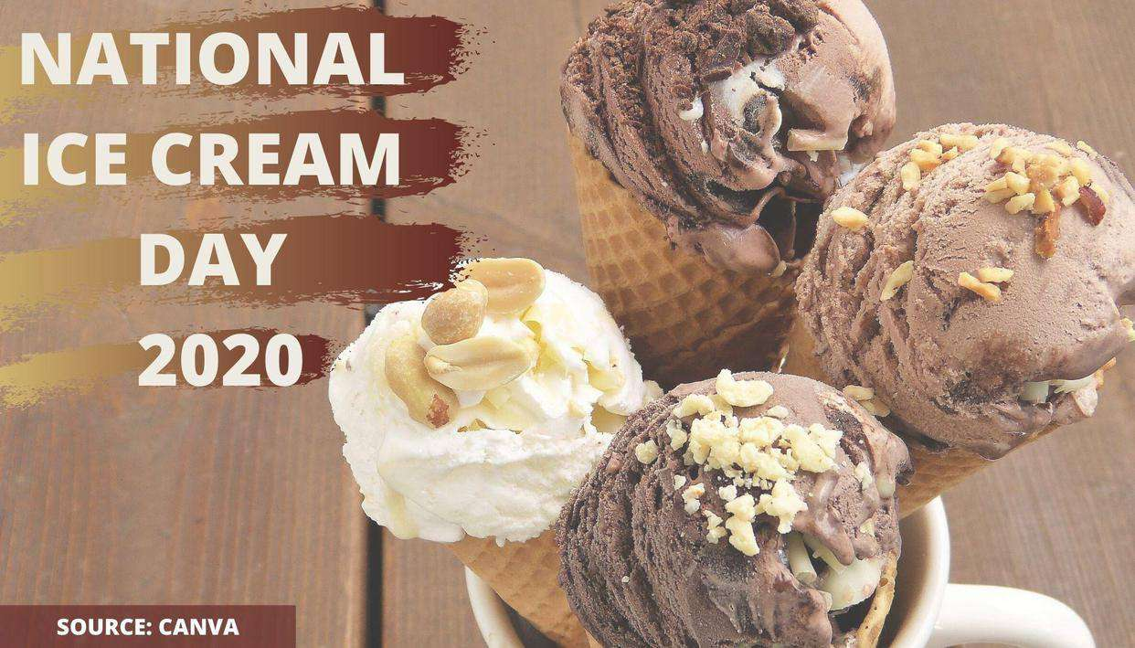 National Ice Cream Day Wishes pics free download