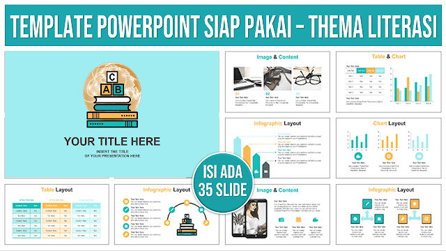 Download Template PPT Siap Pakai